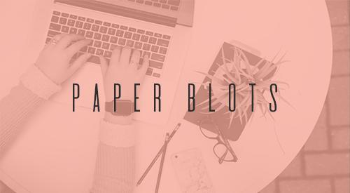paperblots